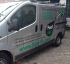 Fuel Fix Trafic Van Livery by The Sign Shop Kent