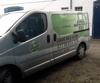 Fuel Replace Trafic Fleet Livery by The Sign Shop Kent