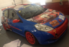 Race Car Graphics by The Sign Shop Kent